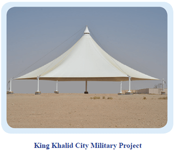 King-Khalid-City-Military-Project